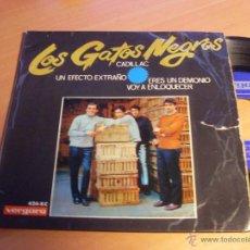 Discos de vinilo: GATOS NEGROS ( CADILLAC +3) EP ESPAÑA 1966 (EP10). Lote 45677937