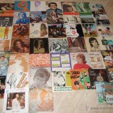Discos de vinilo: LOTE COMPUESTO POR 40 EP Y 7 SINGLES -GRUPOS Y SOLISTAS PORTUGUESES Y BRASILEÑOS-AÑOS 60/70-. Lote 45684791