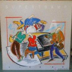 Discos de vinilo: SUPERTRAMP - LIVE 88. Lote 45684806