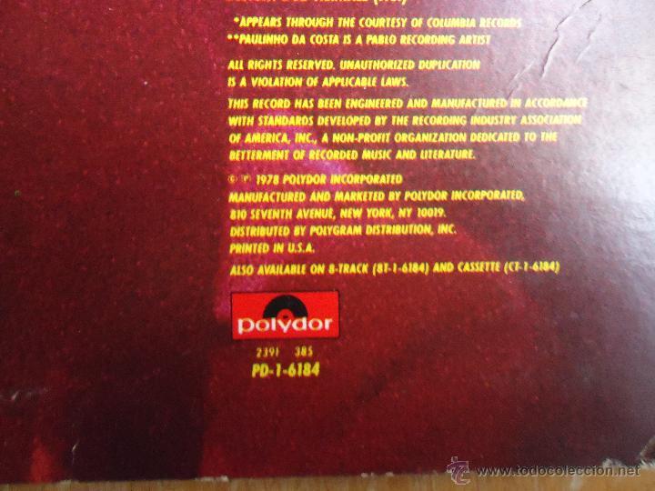 Discos de vinilo: DISCO GRANDE VINILO RARO - gloria gaynor love tracks - polidor editado new york - Foto 3 - 45694406