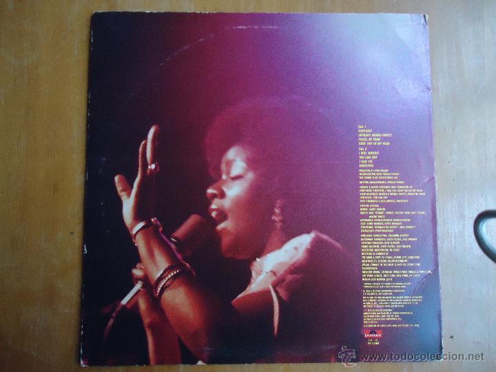 Discos de vinilo: DISCO GRANDE VINILO RARO - gloria gaynor love tracks - polidor editado new york - Foto 6 - 45694406