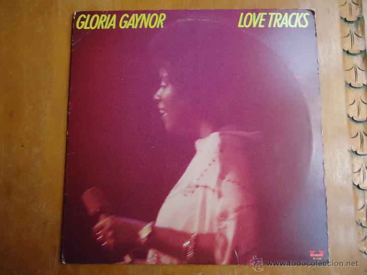 Discos de vinilo: DISCO GRANDE VINILO RARO - gloria gaynor love tracks - polidor editado new york - Foto 7 - 45694406