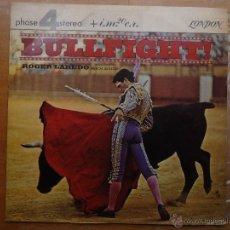 Discos de vinilo: DISCO GRANDE VINILO RARO - BULLFIGHT - LONDON - DARO INTERNATIONAL. Lote 45694601