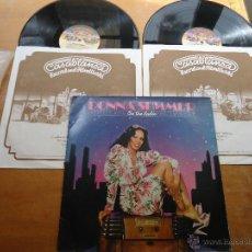 Discos de vinilo: DISCO GRANDE VINILO RARO - DONNA SUMMER 2 DISCOS, - CASABLANCA RECORD 1979. Lote 45694623