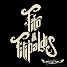 Discos de vinilo: FITO Y LOS FITIPALDIS - EN DIRECTO DESDE EL TEATRO ARRIAGA - 3 LPS + 2 CD´S + DVD - A ESTRENAR. Lote 144065196