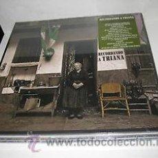 Discos de vinilo: RECORDANDO A TRIANA - 2 LP LOS PLANETAS / NIÑOS MUTANTES/ LAGARTIJA NICK /EXPERTOS SOL Y NIEVE ETC. Lote 45700450
