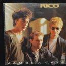 Discos de vinilo: RICO - VAMOS A CASA - LP. Lote 45708741