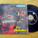 Discos de vinilo: LES CHAKACHAS.. Lote 45712037