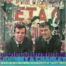 Discos de vinilo: JOHNNY & CHARLEY EP SELLO HISPAVOX AÑO 1965. Lote 45712782