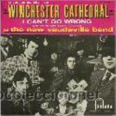 Discos de vinilo: THE NEW VAUDEVLLE BAND EP SELLO FONTANA AÑO 1966. Lote 45712821