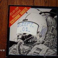 Discos de vinilo: JO JO ZEPAND THE FALCONS - SCREAMING TARGETS . Lote 45712892