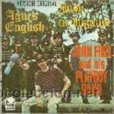 Discos de vinilo: JOHNN FRED AND HIS PLAYBOY BAND SINGLE SELLO CEM AÑO 1968 EDITADO EN ESPAÑA. Lote 45713727