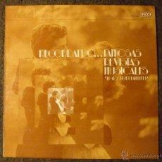 Discos de vinilo: RECORDANDO FAMOSAS REVISTAS MUSICALES. -THAT'S ENTERTAIMENT- VINILO LP. Lote 45717730
