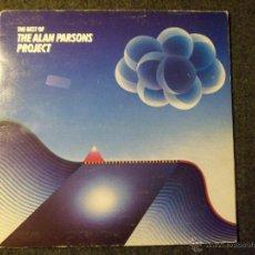Discos de vinilo: THE BEST OF ALAN PARSONS PROJECT. VINILO LP. Lote 45718428