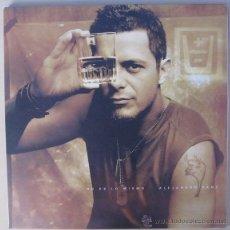 Discos de vinilo: MAXI-SINGLE ALEJANDRO SANZ - NO ES LO MISMO ULTRA RARO TOTALMENTE NUEVO. Lote 97343198