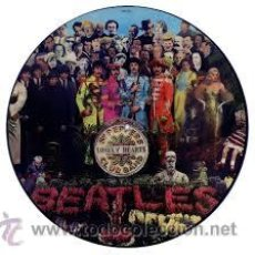 Discos de vinilo: BEATLES - SGT PEPPER´S LONELY HEARTS CLUB BAND ( LP PICTURE ). Lote 173454415