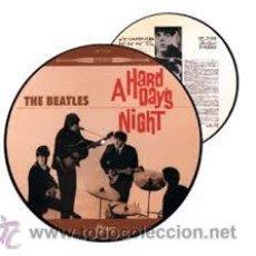 Discos de vinilo: BEATLES - A HARD DAY´S NIGHT ( LP PICTURE JAPAN ). Lote 99086702