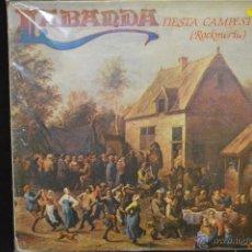 Discos de vinilo: LABANDA - FIESTA CAMPESTRE - LP. Lote 62039046