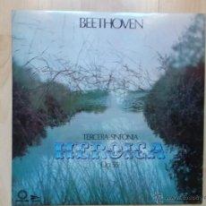 Discos de vinilo: BEETHOVEN SINFONIA N 3 HEROICA OP 55 1973. Lote 45739226
