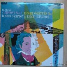 Discos de vinilo: BEETHOVEN SINFONIA N 2 RCA 1969. Lote 45739624