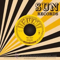 Discos de vinilo: REEDICIÓN SINGLE EP SUN RECORDS THE PRISONAIRES . Lote 45745062