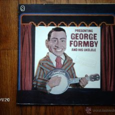Discos de vinilo: GEORGE FORMBY AND HIS UKELELE . Lote 45748300