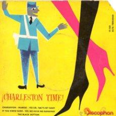 Discos de vinilo: OKAY WOBBLERS, EP, CHARLESTON + 5, 1961. Lote 45752338