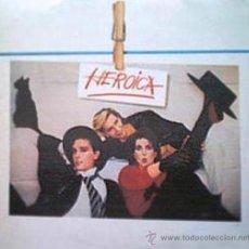 Discos de vinilo: HEROICA. LP. Lote 45754090