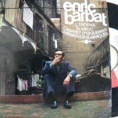 Discos de vinilo: ENRIC BARBAT -EP 1967. Lote 45758595