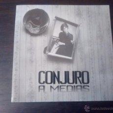 Discos de vinilo: CONJURO A MEDIAS-GLUTAMATO YE-YE-JOSE Mª GRANADOS-EDICIÓN LIMITADA Nª 045. Lote 45760853