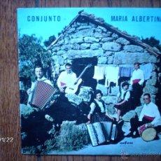 Discos de vinilo: CONJUNTO MARIA ALBERTINA - PAULITEIROS DO DOURO + 3. Lote 45762570