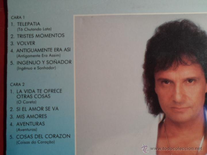 Disco Lp Roberto Carlos Volver Sold Through Direct Sale 45568841