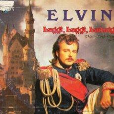 Dischi in vinile: ELVIN, SG, LUGGI, LUGGI. LUDWIG + 1, 1986. Lote 152818820