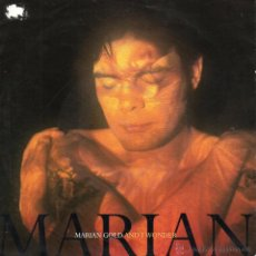 Discos de vinilo: MARIAN GOLD (ALPHAVILLE), SG, AND I WONDER + 1, 1992 MADE IN GERMANY. Lote 45770836