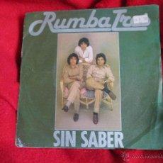 Discos de vinilo: RUMBA TRES. Lote 45782365