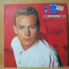 Discos de vinilo: JASON DONOVAN SPAIN LP EPIC 1988 TEN GOOD REASONS. Lote 45786722