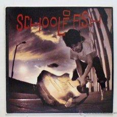 Discos de vinilo: SCHOOL OF FISH - 'SCHOOL OF FISH' (LP VINILO. ORIGINAL 1991). Lote 45794336