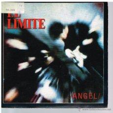 Disques de vinyle: EL LÍMITE - ANGEL / ESTACIÓN PARAISO - SINGLE 1990. Lote 45795801