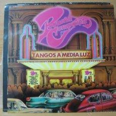 Discos de vinilo: LA PEQUEÑA COMPAÑIA TANGOS A MEDIA LUZ LP VINILO. Lote 45802923