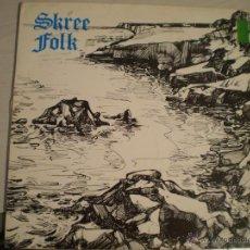 Discos de vinilo: LP. THE SKREE FOLK. AÑO 1972. VER FOTOS. Lote 45812881