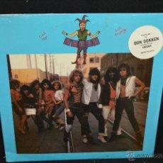 Discos de vinilo: ANTIX - S / T - LP. Lote 45819942