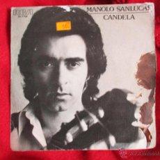 Discos de vinilo: MANOLO SANLUCAR (AÑO 1980). Lote 45832143