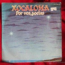 Discos de vinilo: XOCALOMA (AÑO 1983). Lote 45832332