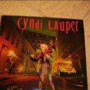 Discos de vinilo: CINDY LAUPER TERCER LP I DROVE ALL NIGHT. Lote 33449658