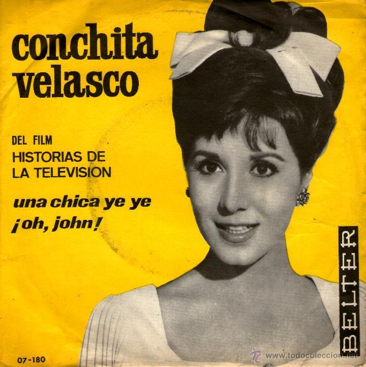 Conchita Velasco Del Fim Una Chica Yeye Sold Through Direct Sale
