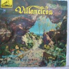 Discos de vinilo: VILLANCICOS - CORO DE NIÑAS. Lote 45850007