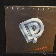Discos de vinilo: DEEP PURPLE - PERFECT STRANGERS - LP. Lote 46887915