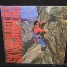 Discos de vinilo: DAVID LEE ROTH - SKYSCRAPER - LP. Lote 45860514