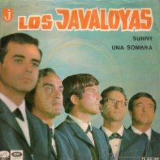 Discos de vinilo: JAVALOYAS, SG, SUNNY + 1 , 1966. Lote 45862163