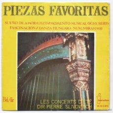 Discos de vinilo: 7533- M.S- PIEZAS FAVORITAS- IBEROFON. Lote 45863525